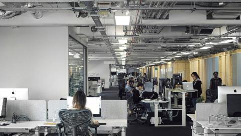 Oficinas de Deepmind de Google