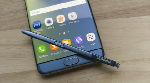 Note7 S-Pen