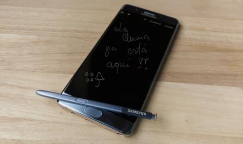 S Pen Always On