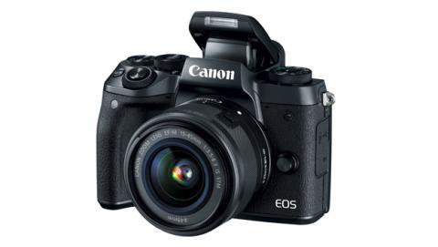 Canon presenta la nueva EOS M5, una cámara réflex sin espejo