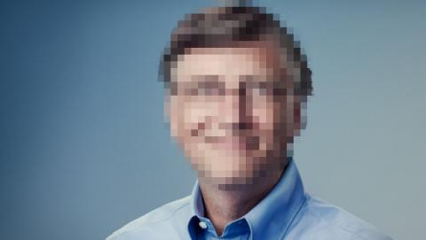 Inteligencia artificial revela rostros y números pixelados
