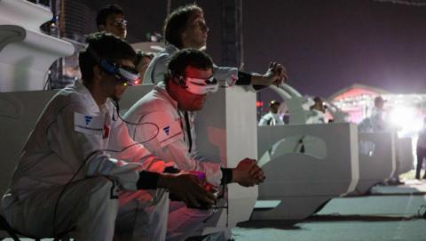 Carreras de drones, el prometedor deporte del futuro