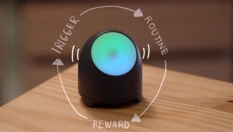 Este robot te ayuda a crear hábitos y conseguir tus objetivos