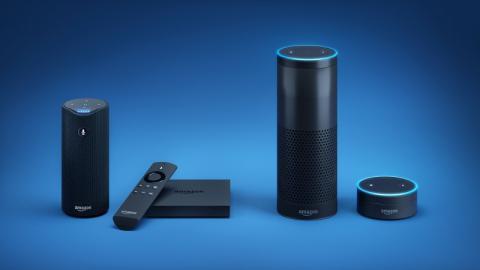 Familia Alexa de Amazon