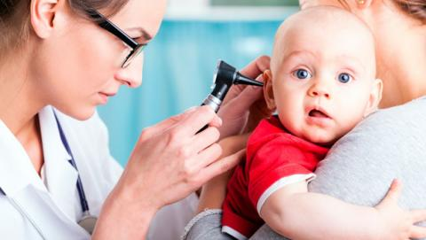 Desarrollan un gel que cura la otitis infantil con una sola aplicación
