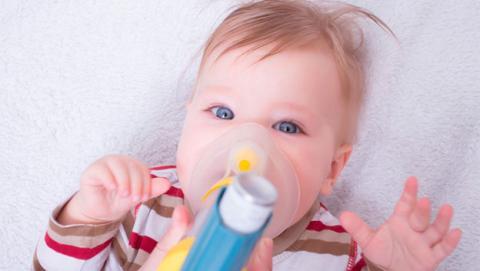 diagnosticar asma saliva