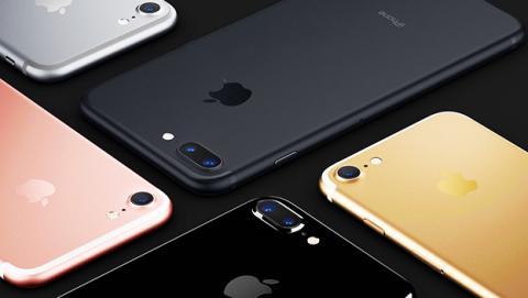 Algunos iPhone 7 producen silbidos al exprimir su procesador