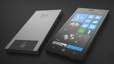 patente surface phone