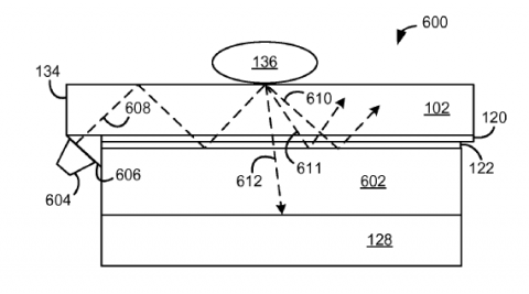 patente surface phone