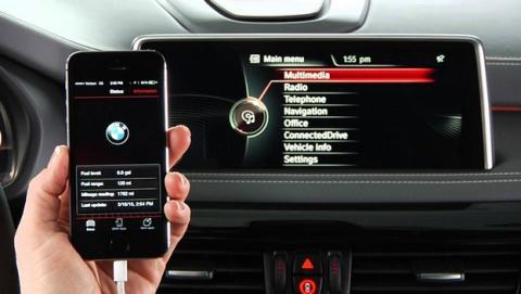 Coches conectados: el futuro del automóvil