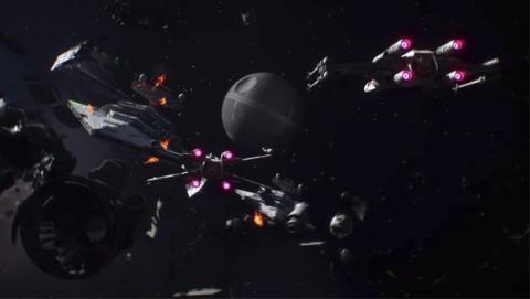 Star Wars: Battlefront Death Star
