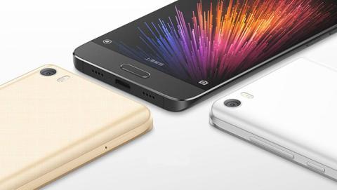 Nuevo Xiaomi Mi 5s