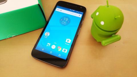 Imagen del Moto G4 play