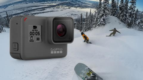 GoPro presenta la HERO5 Black