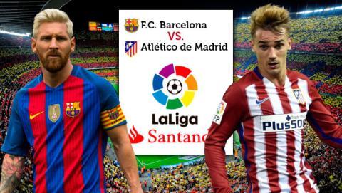 Dónde ver online y en directo el Barcelona vs Real Madrid de Liga a través de Internet