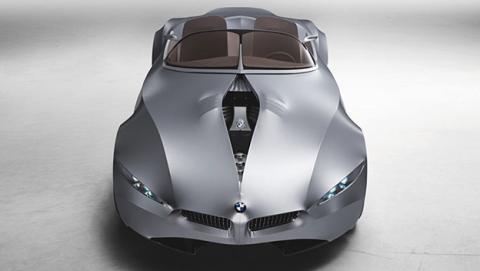 Prototipo del vehículo que inspiró las X-Cat