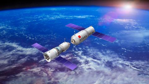 estacion espacial china