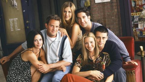 Hoy se cumplen 22 años del estreno de la serie Friends