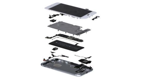 Esto es lo que cuestan los componentes de un iPhone 7