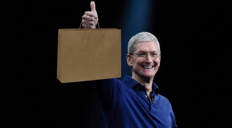 Bolsa de Apple