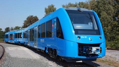 Alemania inaugura tren cero emisiones