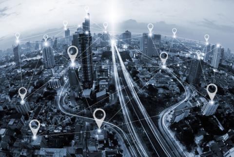 Red de conexión 5G