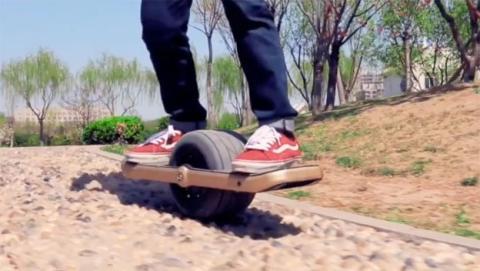 hoberboard todoterreno