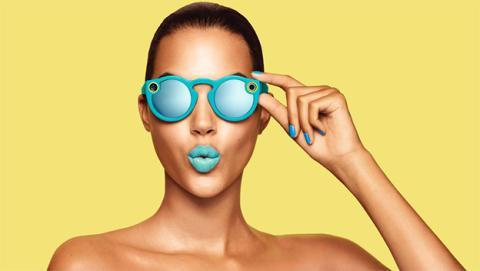 Spectacles, las gafas para Snapchat