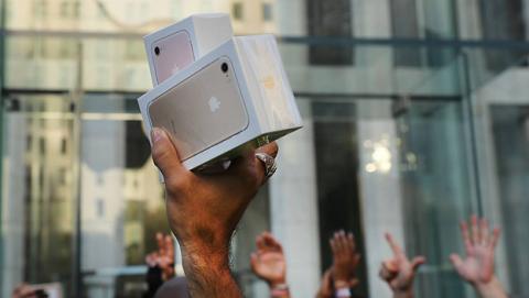 Ventas iPhone 7