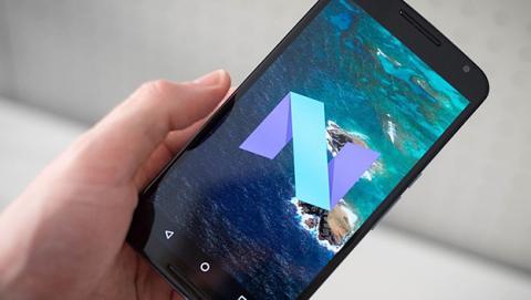Actualización Android 7.0 Nougat