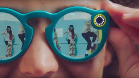 Snapchat cambia su nombre y presenta sus gafas con cámara