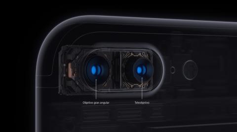 dual camara iphone