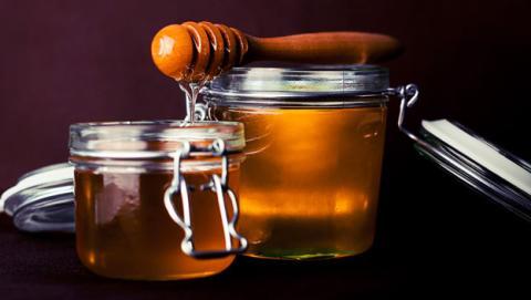 miel infecciones