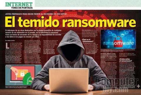 El temido ransomware