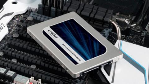 Unidad de estado sólido SSD