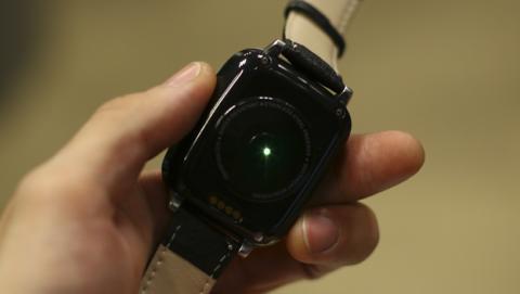Monitor de frecuencia cardiaca Zeblaze Crystal