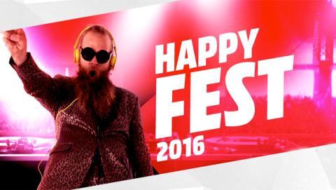 Happy Fest 2016 de Media Markt: las mejores ofertas