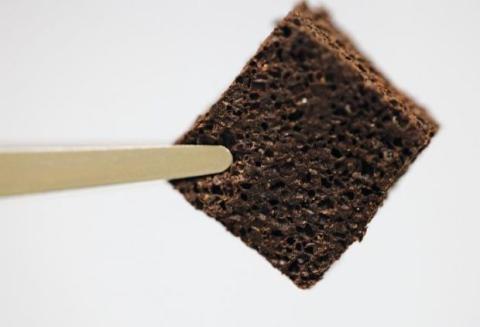 Esponja filtro café