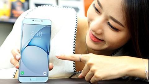 Nuevo Galaxy A8