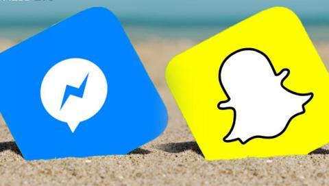Facebook copia a Snapchat con 'Messenger Day'
