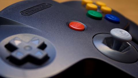 Mando de Nintendo 64