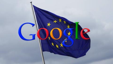 Google se enfrenta a una gran sanción por parte de Europa