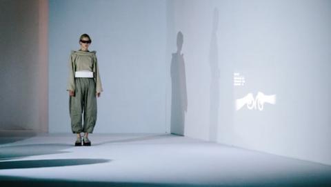 Intel presenta conjunto tecnológico en fashion week