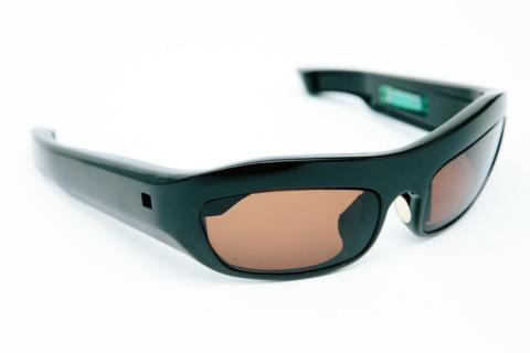 Gafas detectoras de estrés