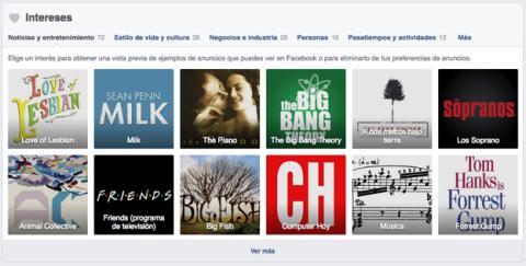 Configurar los anuncios de Facebook