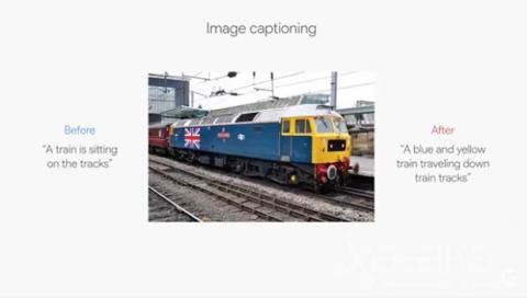 Reconocimiento de imágenes de Google Photos en Assistant