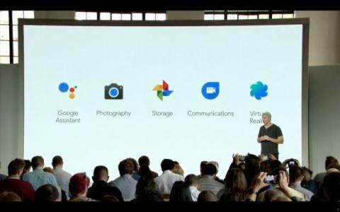 pilares google pixel xl