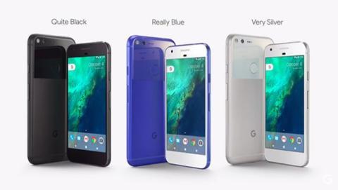 colores google pixel xl
