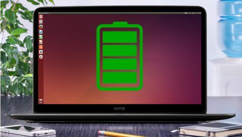 Batería Ubuntu