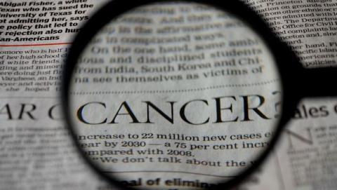 sintomas del cancer
